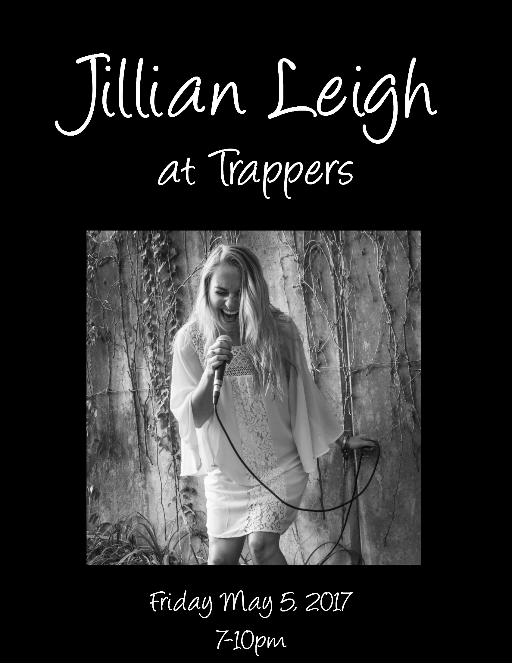 Jillian Leigh at Trappers