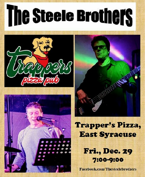 Steele Brothers at Trappers